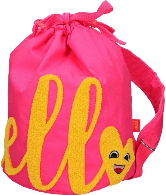 TOPModel - Backpack HELLO - Pink (10186)