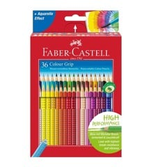 Faber-Castell - Colour Pencils - Cardboard Box - 36 pcs. (112442)