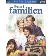 Family Ties - Season 1 - DVD