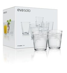 Eva Solo - Drinking Glass 25 cl. 12 pcs. (567422)