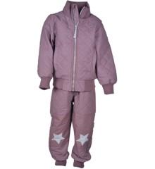 Mikk-line - Thermal Set w. Fleece - Waterproof