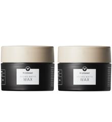 HH Simonsen - 2x Brown Matte Wax 90 ml