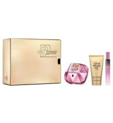 Paco Rabanne - Lady Million Empire EDP 80 ml + EDP 10 ml + Body Lotion 100 ml - Giftset