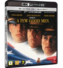 Few Good Men, A (4K Blu_ray)