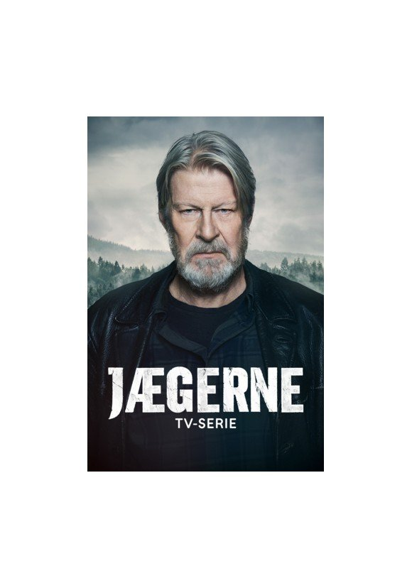 Jägarna Tv-Serie -Blu ray