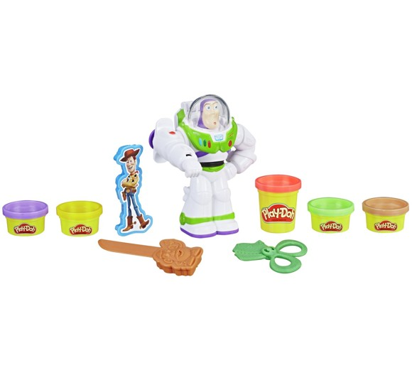 Play-Doh - Toy Story Buzz Lightyear Set (E3369)
