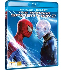 Amazing Spider-Man 2, The (3D Blu-Ray)