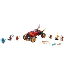 LEGO Ninjago - Katana 4x4 (70675)