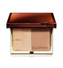 Clarins - Bronzing Powder Compact - 02 Medium