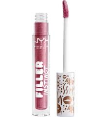 NYX Professional Makeup - Filler Instinct Plumping Lip Polish - Major Mouthage