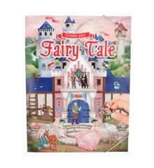 Creativ Studio - Create your Fairy Tale Aktivitetsbog m/stickers