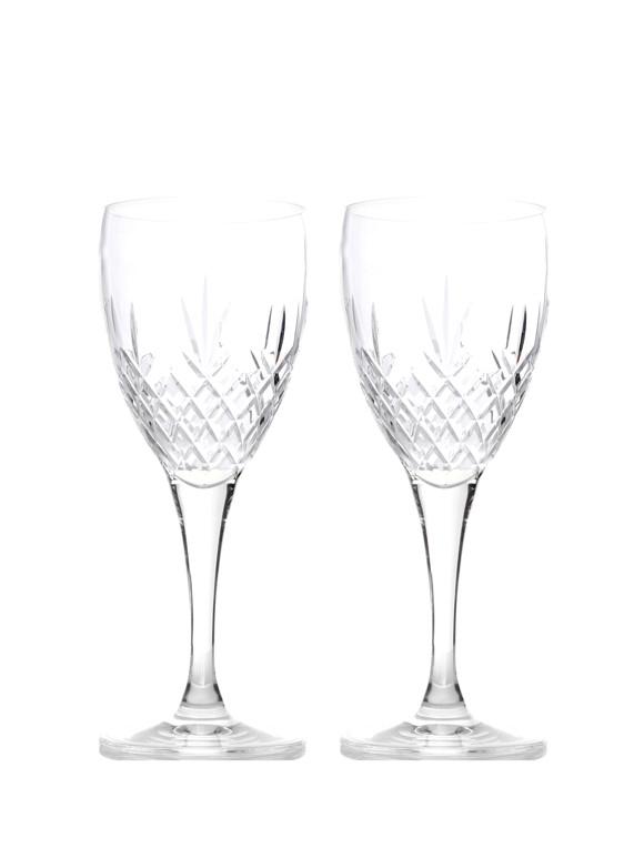 Frederik Bagger - Crispy White Wine Crystal Glass - 2 pack (10322)