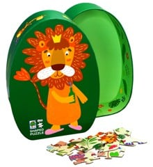 Barbo Toys - Deco Puzzle - Lion (41 pcs) (5850)