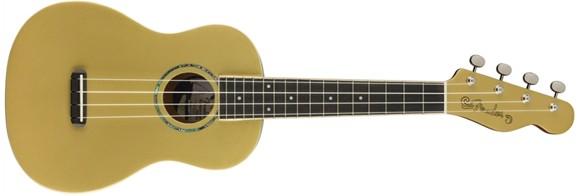 Fender - Zuma Classic - Concert Ukulele (Aztec Gold)