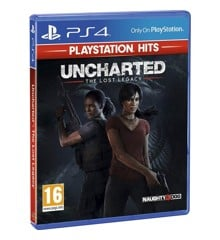 Uncharted: The Lost Legacy (Playstation Hits)