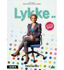 Lykke: Season 1 & 2 -  (7-disc) - DVD