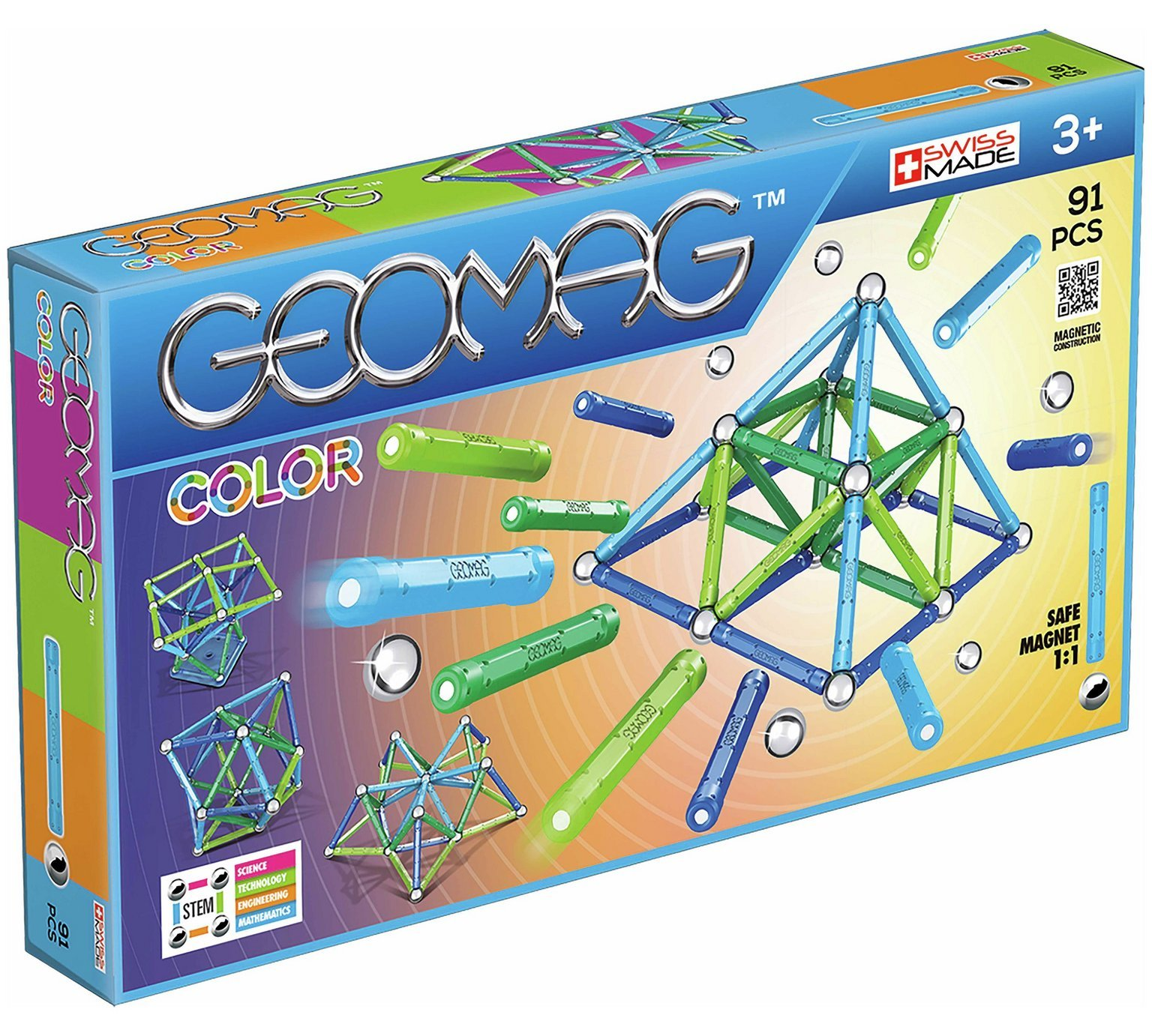 Geomag - Color - 91 pcs (263)