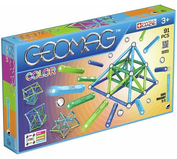 Geomag - Color - 91 stk.