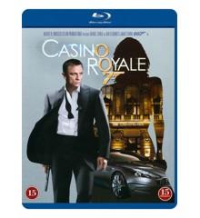 James Bond - Casino Royale (Blu-Ray)