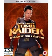 Lara Croft - Tomb Raider: 2-movie Collection
