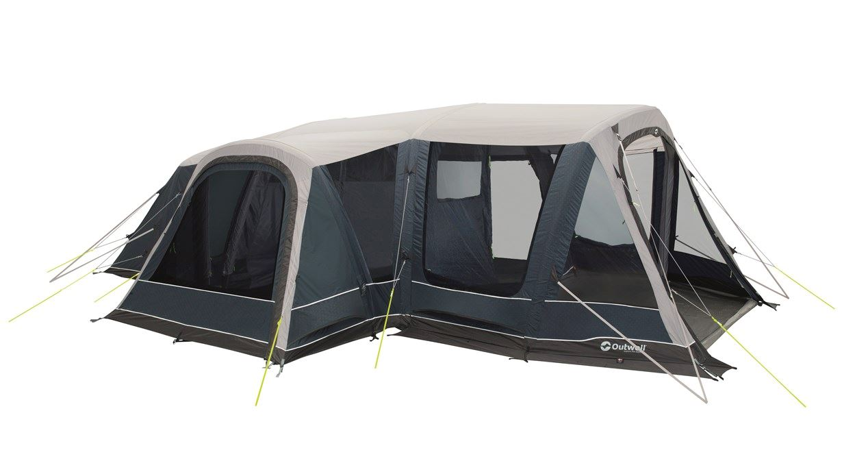 Outwell - Airville 6SA Tent - 6 Person (111075)