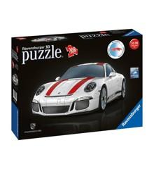 Ravensburger - 3D Puzzle - Porsche 911 R, 108 pieces