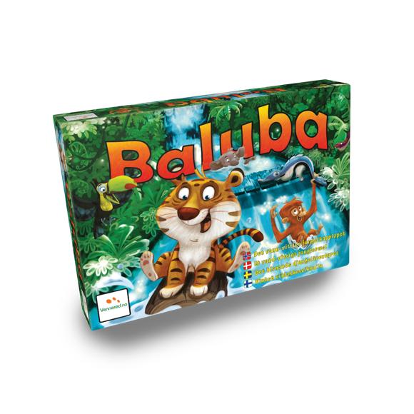 Baluba - Nomineret til Årest børnespil 2018 (Nordisk)