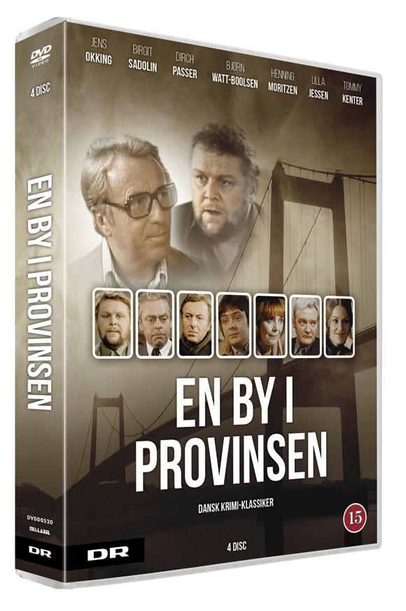 En by i Provinsen: Alle 17 afsnit (4-disc) - DVD