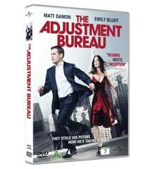 The Adjustment Bureau - DVD