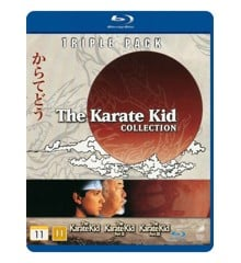 Karate Kid Collection, The (3 film) (Blu-ray)