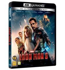 Iron Man 3 - 4K