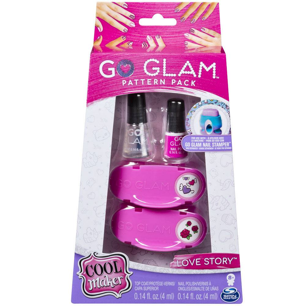 Cool Maker - Go Glam Fashion Pack - Love Story (20117220)