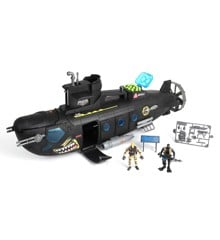 Soldier Force - Deepsea Submarine Playset (545067)
