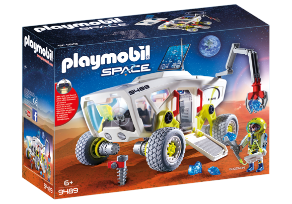 Playmobil - Mars Research Vehicle (9489)
