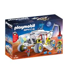 Playmobil - Mars udforskningskøretøj (9489)