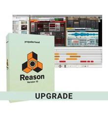 Propellerhead - Reason 10 Upgrade (Fra Essentials / Ltd/ Adapted Versioner) - Musik Produktion Software (DOWNLOAD)