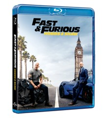 Fast & Furious Presents: Hobbs & Shaw- Blu ray