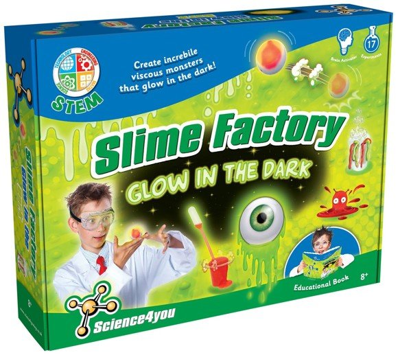 Science4you - Glow Slime (50-00006)
