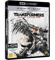 Transformers 4: Age of Extinction (4K Blu-Ray)