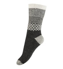 Melton - Girly wool Sock w. Lurex