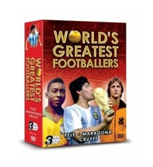 Worlds Greatest Footballers - DVD