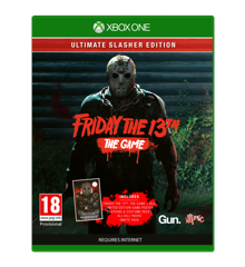 Friday The 13th - The Game Ultimate Slasher Edition
