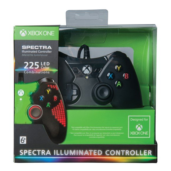 Xbox One Spectra Pro Series Wired Controller