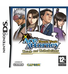 Phoenix Wright: Ace Attorney - Trials and Tribulations (Import)
