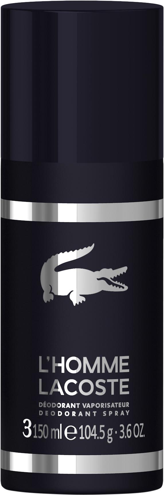 Lacoste - L'Homme Deodorant Spray 150 ml