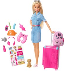 Barbie - Travel Doll (FWV25)