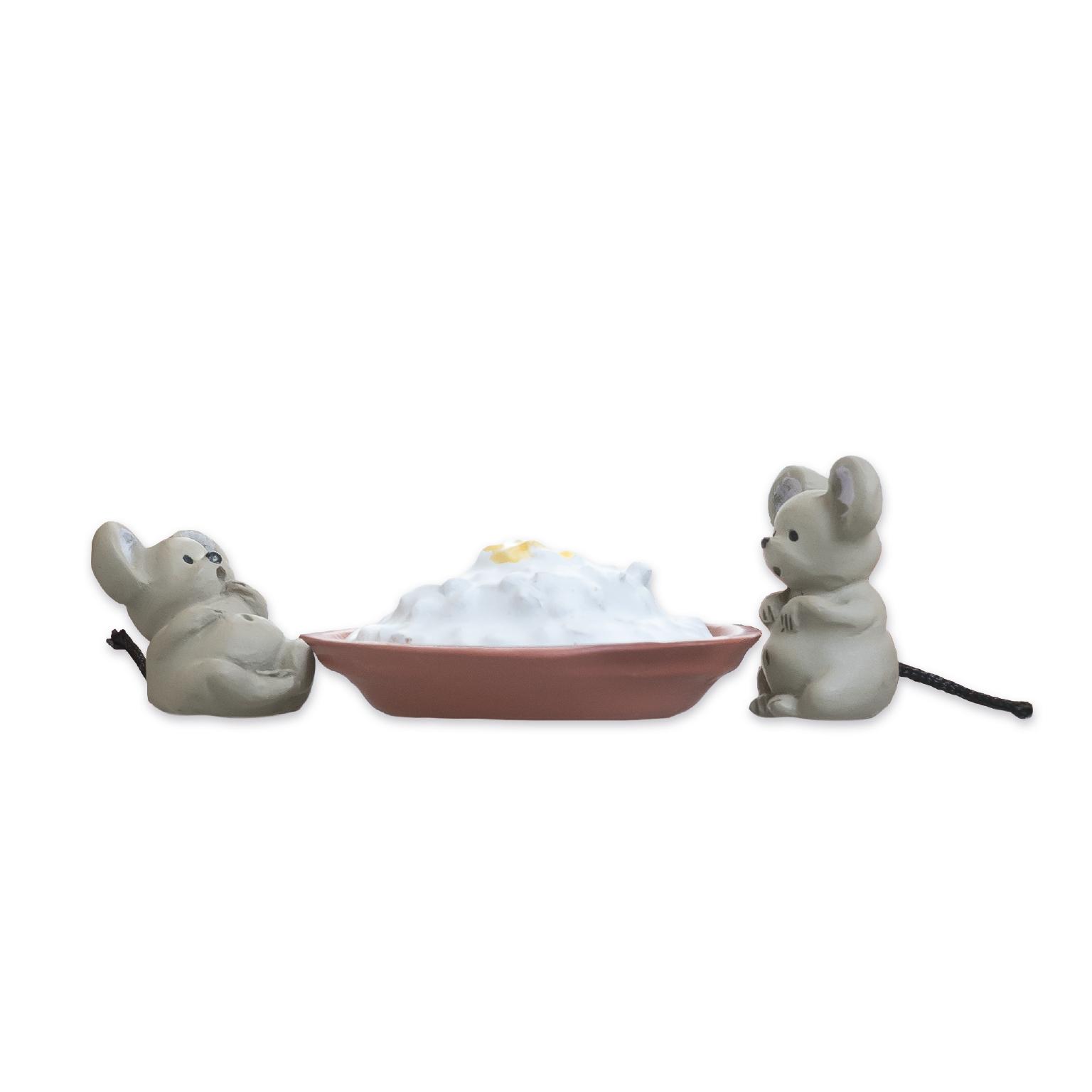 Klarborgnisser - Gnist & Hannibal With Porridge (93283)