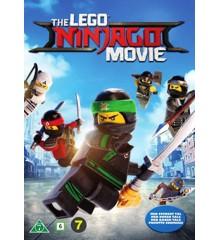 LEGO Ninjago Movie, The - DVD