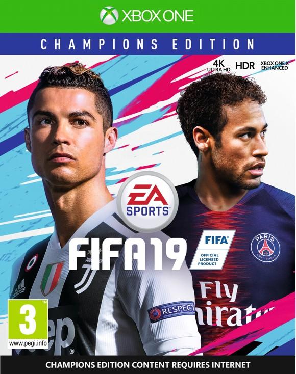 Fifa 19 Champions Edition Nordic