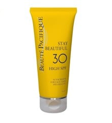 Beauté Pacifique - Stay Beautiful Ansigts Solcreme 50 ml - SPF 30